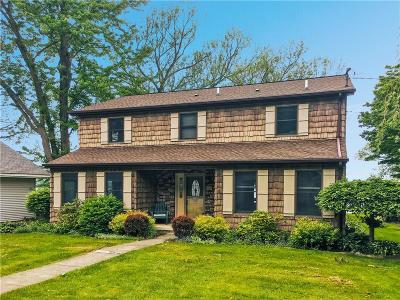 Chautauqua County Single Family Home For Sale: 4577 Warner Bay