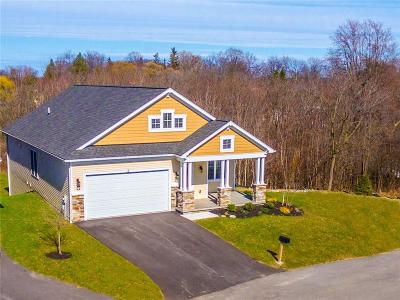 Canandaigua, Canandaigua-city, Canandaigua-town Single Family Home For Sale: 5 Thompson Lane