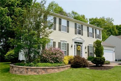 Webster Single Family Home A-Active: 528 Deer Haven Drive