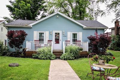 Ashville, Bemus Point, Celoron, Chautauqua, Chautauqua Institution, Dewittville, Gerry, Greenhurst, Jamestown, Lakewood, Maple Springs, Mayville Single Family Home A-Active: 3486 Mason Street