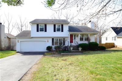 Penfield Single Family Home C-Continue Show: 201 Willow Pond