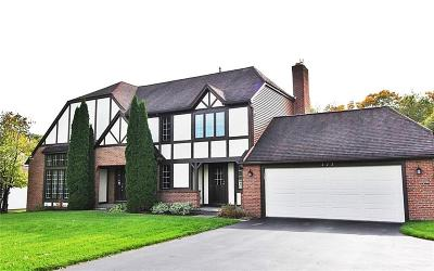 Pittsford Single Family Home U-Under Contract: 111 Stuyvesant Road