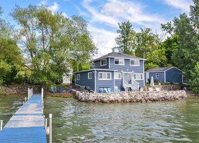 Gorham Single Family Home For Sale: 4310 Deep Run Cove