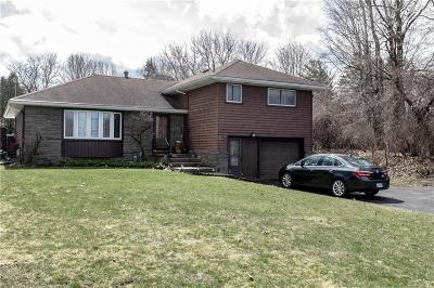 Pittsford Single Family Home C-Continue Show: 1691 Jefferson Road