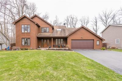 Rochester Single Family Home A-Active: 276 Willowood Drive