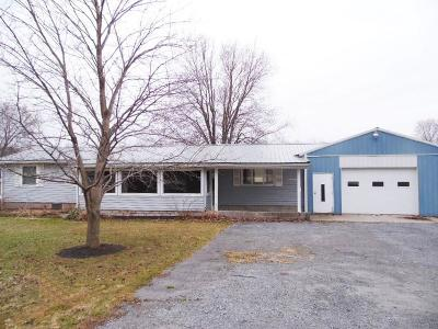 Single Family Home For Sale: 288 Gravel Road