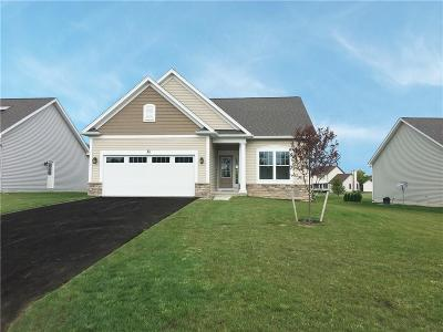 Henrietta NY Single Family Home For Sale: $282,900