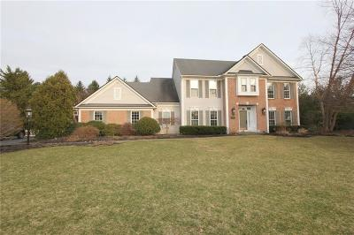 Pittsford Single Family Home For Sale: 8 Wexford Glen