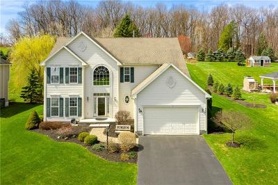 Victor Single Family Home U-Under Contract: 544 Yale Court