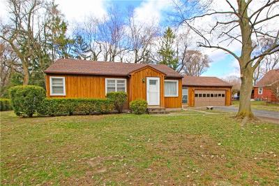 Monroe County Single Family Home U-Under Contract: 260 Colonial Drive