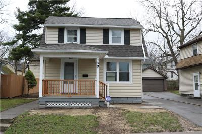 Rochester Single Family Home A-Active: 139 Rand Street