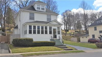Auburn Single Family Home U-Under Contract: 156 Woodlawn Avenue