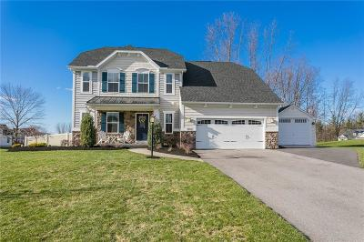 Victor Single Family Home A-Active: 1006 Warters Cove