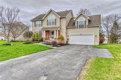 Macedon Single Family Home A-Active: 3376 Autumn Wood Drive
