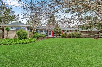 Orchard Park Single Family Home A-Active: 7915 Jewett Holmwood Road