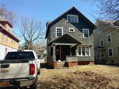 Monroe County Single Family Home U-Under Contract: 62 Rugby Avenue