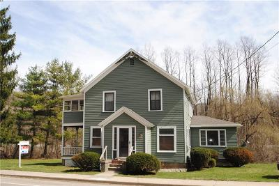 Allegany County, Cattaraugus County Single Family Home A-Active: 565 State Route 244 Street