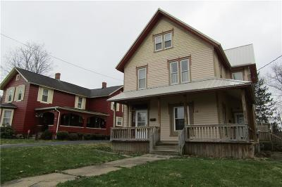 Jamestown NY Multi Family 2-4 A-Active: $56,900