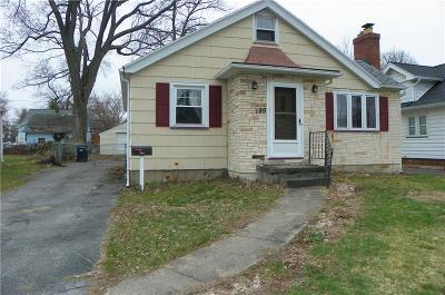 Rochester Single Family Home U-Under Contract: 199 Hartsdale Road