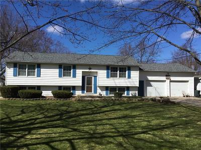 Orleans County Single Family Home U-Under Contract: 325 Linwood Avenue