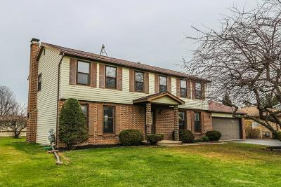 Rochester Single Family Home A-Active: 168 Emberglow Lane