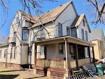 Monroe County Multi Family 5+ U-Under Contract: 1099 Saint Paul Street