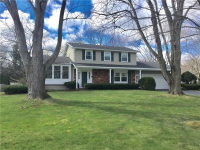 Rochester Single Family Home A-Active: 3 Gateway Road