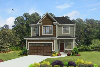 Orleans County Single Family Home A-Active: Taylor Road
