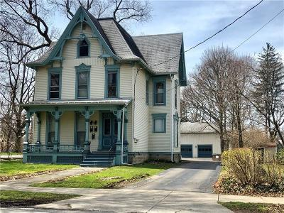 Multi Family 2-4 A-Active: 30 Central Avenue