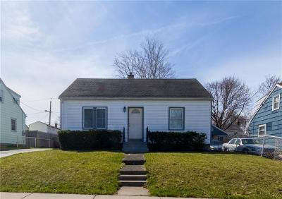 Rochester Single Family Home U-Under Contract: 337 Dunn Street