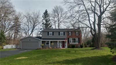 Pittsford Single Family Home U-Under Contract: 11 Parkridge Drive