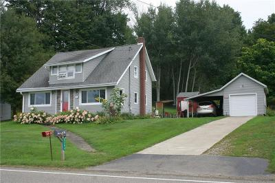 Chautauqua County Single Family Home A-Active: 2304 Route 426