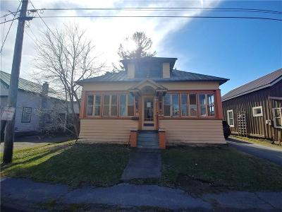 Boonville Single Family Home For Sale: 105 South Street