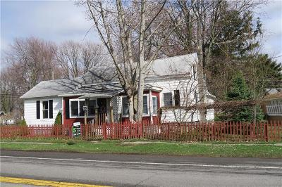 Niagara County Single Family Home A-Active: 36 North Main Street