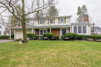Pittsford Single Family Home U-Under Contract: 21 Warder Drive