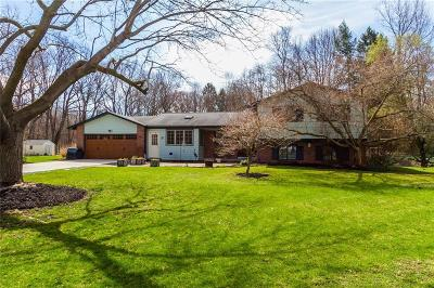 Pittsford Single Family Home A-Active: 37 Rollingwood Drive