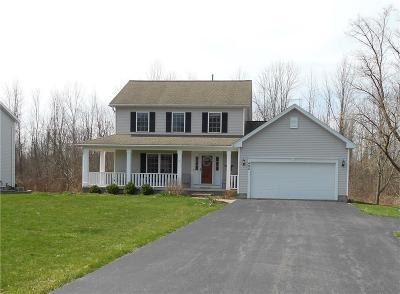 Rochester Single Family Home A-Active: 482 Chestnut Ridge Road