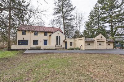 Rochester Single Family Home U-Under Contract: 3265 Elmwood Avenue