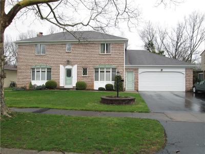Rochester Single Family Home U-Under Contract: 18 Fox Hall Drive