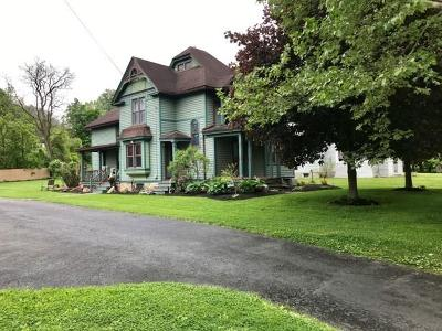 Naples Single Family Home Active Under Contract: 10 Cohocton Street
