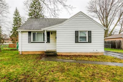 Rochester Single Family Home A-Active: 11 Hedge Street