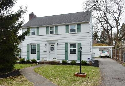 Rochester Single Family Home A-Active: 2821 Elmwood Avenue