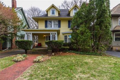 Rochester Single Family Home C-Continue Show: 155 Canterbury Road