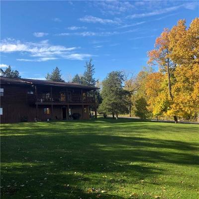 Cayuga County, Monroe County, Ontario County, Seneca County, Yates County Single Family Home A-Active: 3749 Severne On Seneca