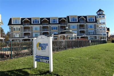 Condo/Townhouse A-Active: 50 Lakeside Dr #B303