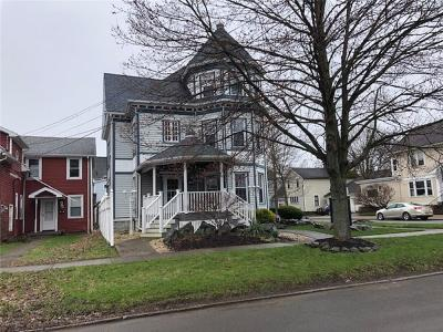 Olean-City NY Commercial Lease For Lease: $2,000