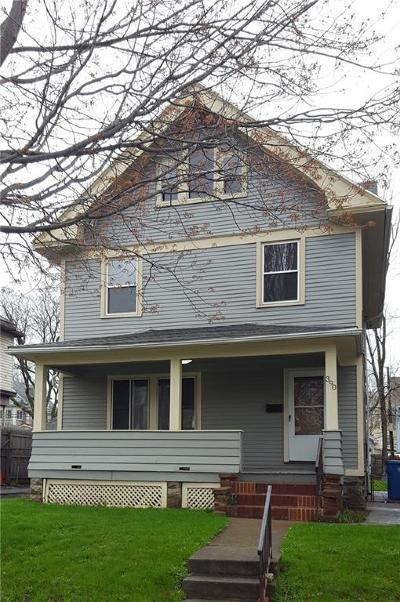 Rochester Single Family Home A-Active: 390 Ridgeway Avenue