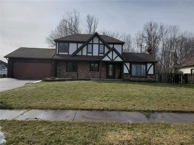 Rochester Single Family Home A-Active: 37 Richsquire Drive