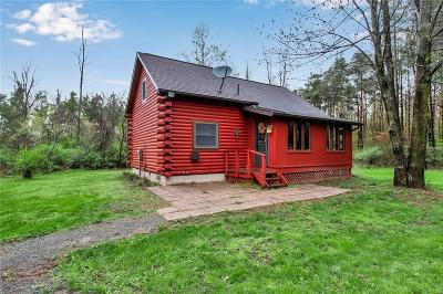 Orleans County Single Family Home A-Active: 2550 Transit Road