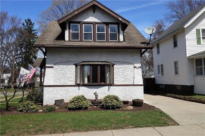 East Rochester Single Family Home A-Active: 149 West Ivy Street